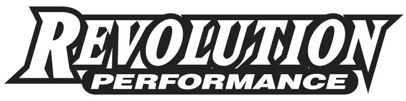 Revolution Performance logo and home page link