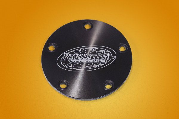 Twin Cam Points Cover