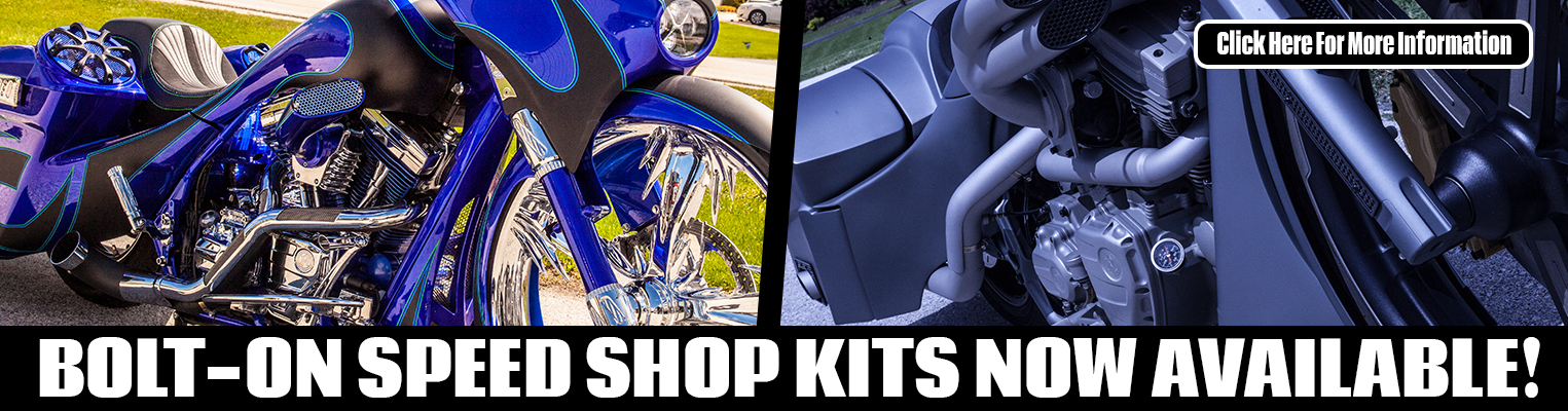 Revolution Performance Speed Shop Kits
